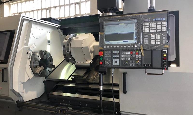 Maquinaria y profesionales especializados en mecanizado de piezas. Talleres Sagareche.